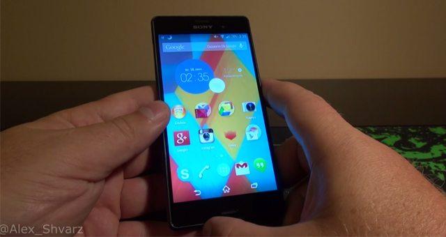 Подробный видео обзор смартфона Sony Xperia Z3 (Сони Иксперия Z3)