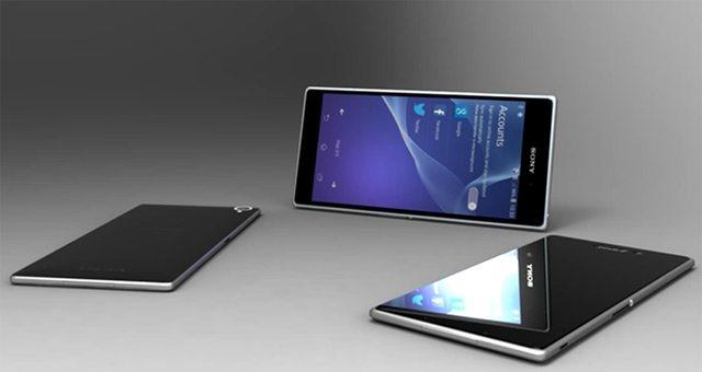 Первые слухи о Sony Xperia Z4