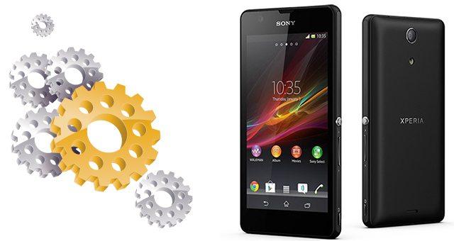 Смартфон Sony Xperia ZR технические характеристики