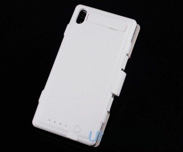 Чехол-аккумулятор для зарядки Sony Xperia Z2