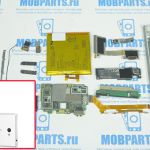 Подробная разборка Sony Xperia M2 на видео