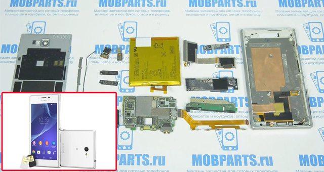 Инструкция по разборке Sony Xperia M2 - подробное пошаговое видео