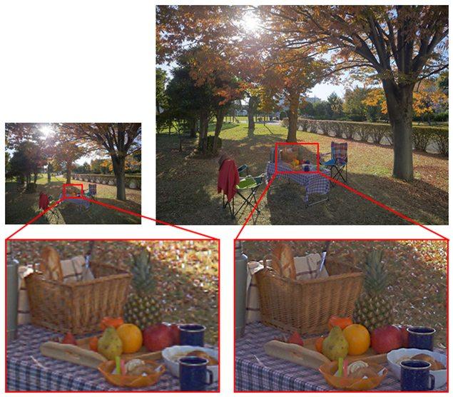 Новая матрица Sony Exmor RS IMX230 - CMOS сенсор камеры нового поколения