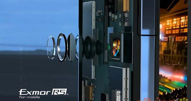 Спецификации возможного модуля камеры Sony IMX189AEG CMOS