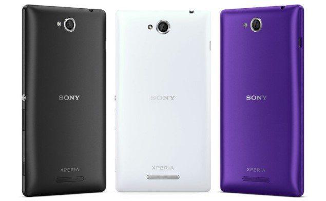 Обзор Sony Xperia C - подробно о смарфтоне