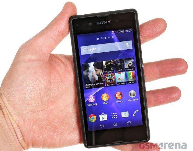 Подробный обзор Sony Xperia E3 - дизайн, дисплей, аппаратная часть
