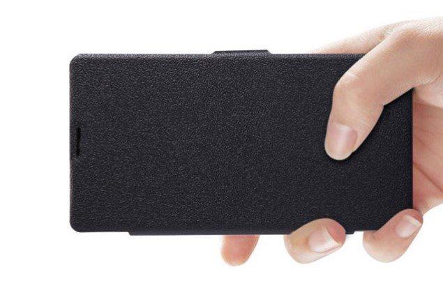 Качественный чехол-книжка для Sony Xperia T3  - купить недорого