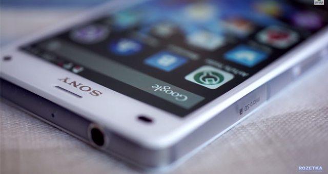Супер смартфтон Sony Xperia Z3 Compact - видео обзоры популярной компактной модели