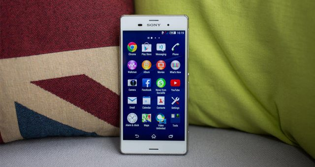 Смарфтон Sony Xperia Z3 подробный обзор флагмана