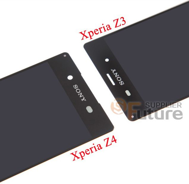 Это дисплей Xperia Z4? LCD экран неизвестного смартфона