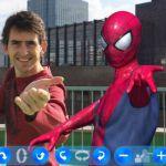 The Amazing Spider-Man 2 AR эффект для смартфонов Sony Xperia