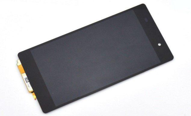 Инструкция замены дисплея Sony Xperia Z2 и возможность купить дисплей