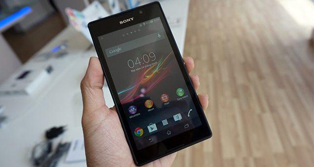 Видео обзоры Sony Xperia C