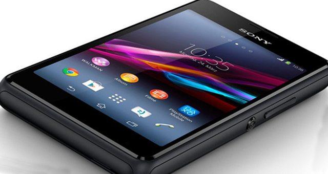 Новые смартфоны Sony E2105 и E2115 -первые бюджетники Сони 2015 года