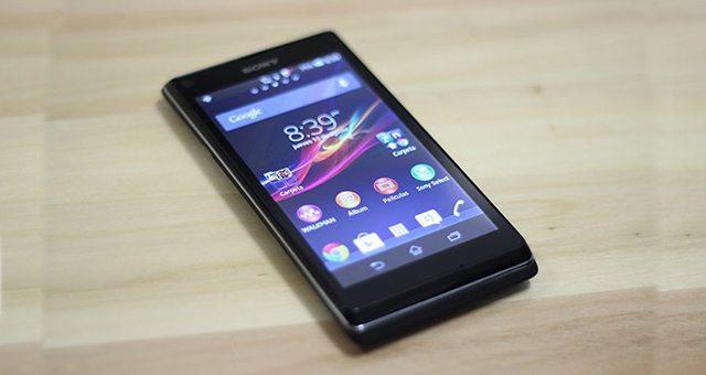 Видео обзоры Sony Xperia L