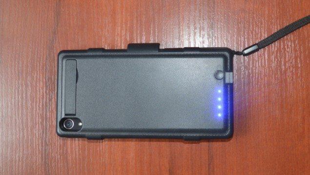 Чехол с аккумулятором на 3500 мАч для Сони Иксперия Z2