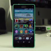 Сони Иксперия Z3 Компакт - явные достоинства смартфона на видео