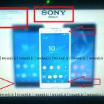 Очередная утечка о смартфоне Sony Xperia Z4 из лаборатории компании