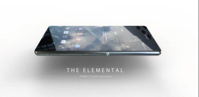 Новости и концепты линейки Sony Xperia Z4
