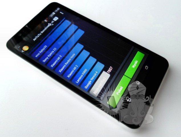 Первые фотографии прототипа Sony Xperia E4