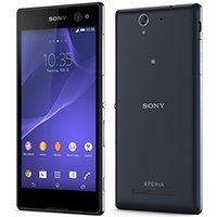 Селфи-смартфон Sony Xperia C3 (Dual)