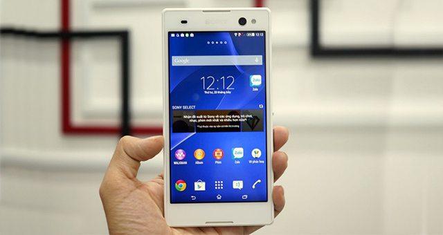 Обзор Sony Xperia C3 - подробно о смартфоне