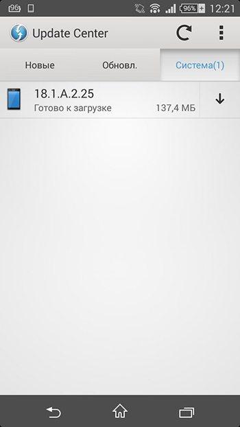 Android 4.4.4 KitKat 18.1.A.2.25 и 18.1.A.2.32 для Sony Xperia T3