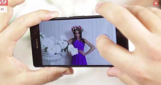 Sony Xperia Z3 - тест и обзор возможностей камеры смартфона на видео