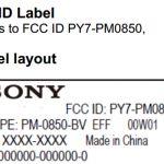Новые смартфоны Sony сертифицированы в FCC