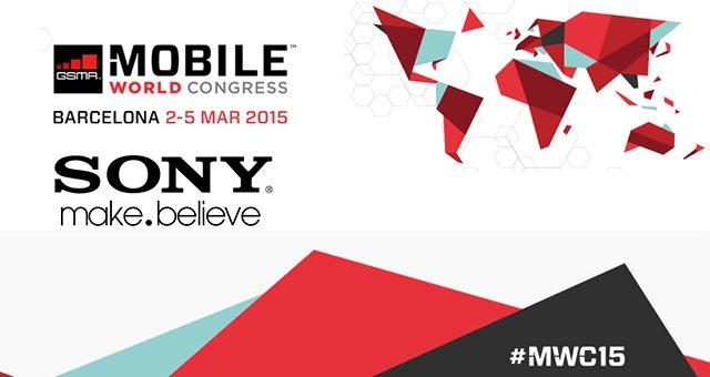 Sony на MWC 2015