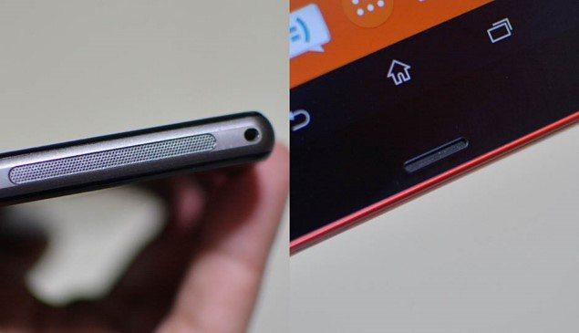 Сравнение Sony Xperia Z3 Compact vs Xperia Z1 Compact