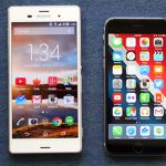 Sony Xperia Z3 или iPhone 6? Видео сравнение флагманов!