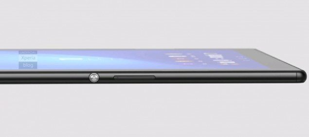 Новые сведения о Sony Xperia Z4 Tablet