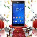 Sony занимает почетные места в рейтинге лучших смартфонов 2014 года
