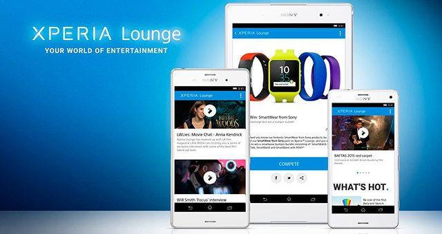 Обновление Xperia Lounge 3.0.0