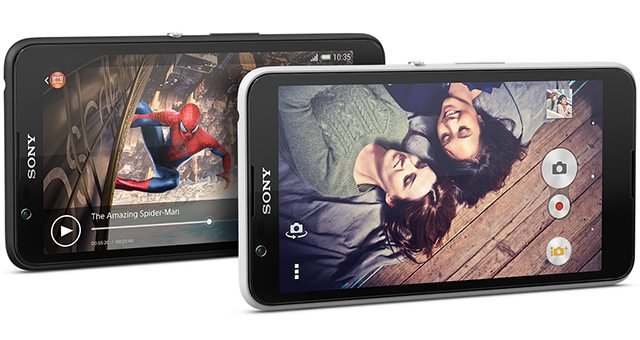 Рекомендованная стоимость Sony Xperia E4 и Xperia E4 Dual в России