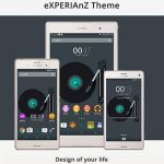 Xperia тема Mini DJ для смартфонов и планшетов