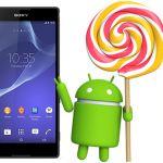 Sony подтверждает выход Android 5 Lollipop для Xperia T2 Ultra и Xperia C3