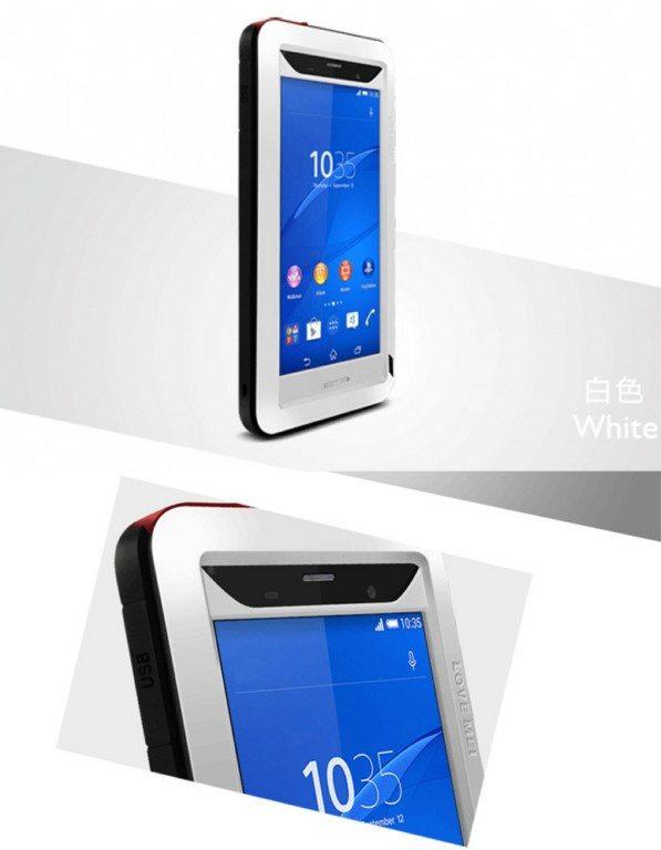 Чехол для Sony Xperia Z3 с высокой степенью защиты
