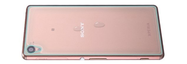 Sony Xperia Z3 переднее и заднее защитное стекло