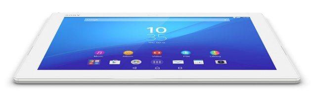 Планшет Sony Xperia Z4 Tablet - официальные фото и основные характеристики