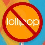 Android Lollipop получит лишь линейка Xperia Z, по крайней мере пока