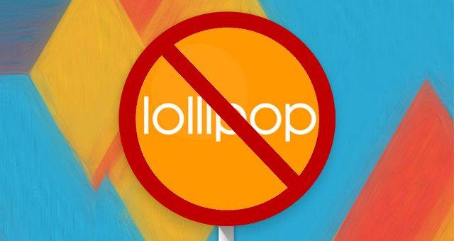 Android Lollipop выйдет только для линейки Sony Xperia Z