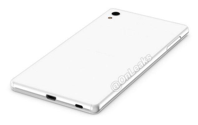 Фото рендеры Sony Xperia Z4 (Иксперия Z4)