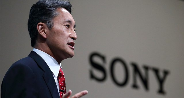 Кадзуо Хираи о Sony Mobile
