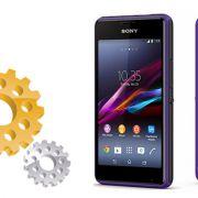 Sony Xperia E1 - технические характеристики смартфона