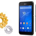 Технические характеристики Sony Xperia E4g (Dual)