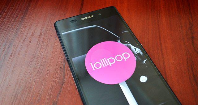Android Lollipop на Иксперия Z2 - детальный обзор