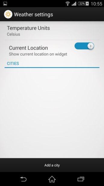 CommandCenter Widgets  - удобный и красивый виджет для Sony Xperia Z3, Z2, Z1, Compact, M4, Z, ZR, ZL, M2, C, T2, T3, SP, C3 Ultra