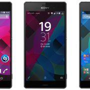 Тема Pattern Blue и Pink для Sony Xperia Z3, Z2, Z1, Compact, M4, Z, ZR, ZL, M2, C, T2, T3, SP, C3 Ultra